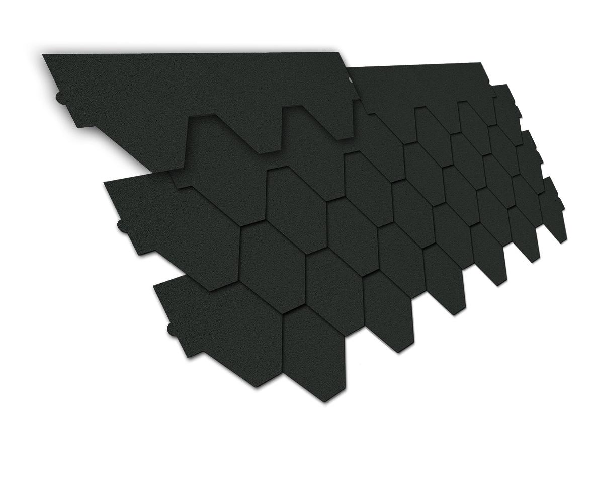IZOLMAT gonty bitumiczne 1000 (PN-EN) trapez